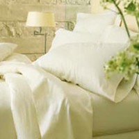 MARRIKAS 100% Seamless Silk Duvet Comforter Cover QUEEN CREAM