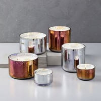 Luster Glass Candles