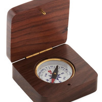 Get Your Bearings Compass Box