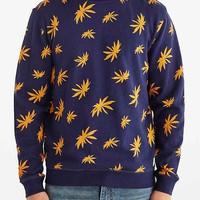Vans Norte Crew Neck Sweatshirt- Navy