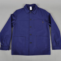 le laboureur - bleu de travail french work jacket blue