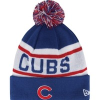New Era Men's Chicago Cubs Biggest Fan Royal Knit Hat | DICK'S Sporting Goods