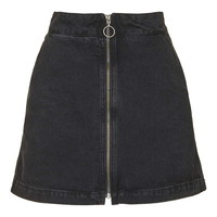MOTO Zip A-line Skirt - New In This Week - New In