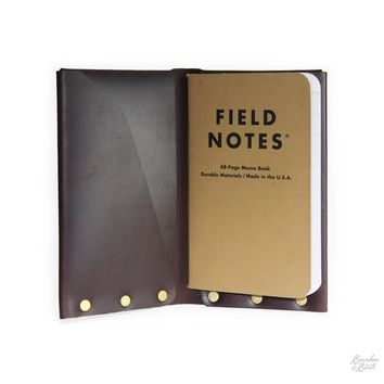 The Hemingway Handcrafted Leather Journal