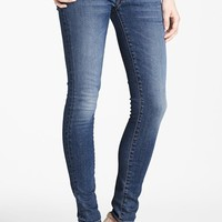 Women's 7 For All Mankind 'The Skinny with Squiggle' Skinny Jeans (Rue de Lille)
