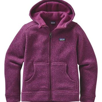 Patagonia 'Better Sweater®' Hoodie (Little Girls & Big Girls) | Nordstrom