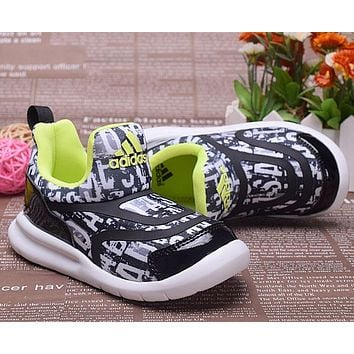 ADIDAS Girls Boys Children Baby Toddler Kids Child Durable Multicolor Sneakers Sport Shoes