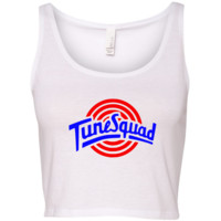 TurnTo Designs - Crop Top TUNE SQUAD Lola Vinyl XS/S with Name/Number