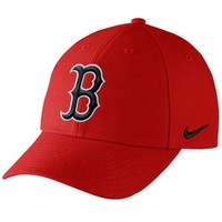 Men's Boston Red Sox Nike Red Wool Classic Adjustable Performance Hat