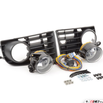 Fog Light Conversion Kit - 5 Bar Grille