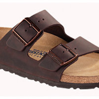 Birkenstock Soft Footbed Habana Oiled Leather Arizona