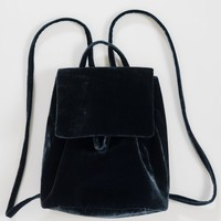Mini Backpack - Indigo Velvet