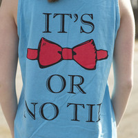 J.R. Crider's Clothing & Apparel — The No Tie Tank Top