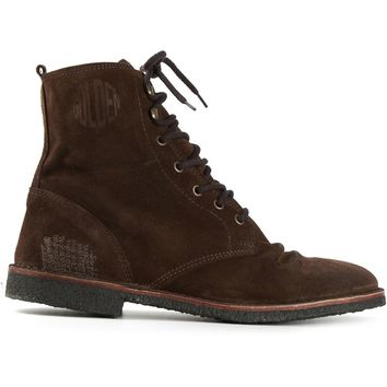 Golden Goose Deluxe Brand lace-up boots