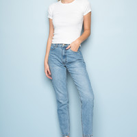 Jane Denim Pants - Pants - Bottoms - Clothing