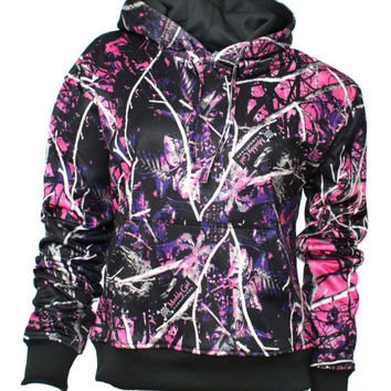 Muddy Girl Camo Performace Hoodie