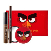 Etude House Angry Birds Collaboration Tint My Brows Gel |Etude House 爱丽小屋 愤怒的小鸟 限量 画眉系列三件套