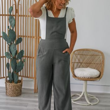 Autumn Harvest Jumpsuit