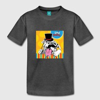 Funny Dog Party by IM DESIGN CREATIVE | Spreadshirt