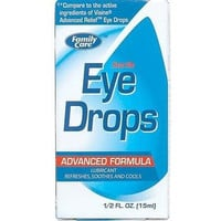 FAMILY CARE EYE DROPS- ADVANCED FORMULA