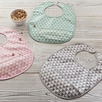 Cambria Bibs | Pottery Barn Kids