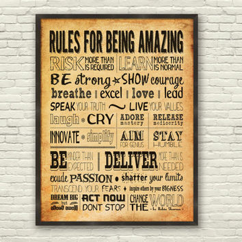 Canvas Quotes Motivational Wall Decor from KreativeDoctor