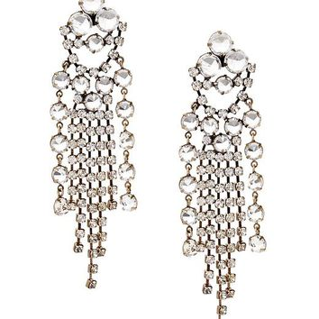 Banana Republic Chandelier Drop Earring Size One Size - Crystal