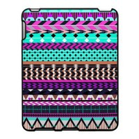 Cyan Magenta Aztec Ipad Cases from Zazzle.com