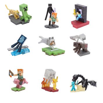 MINECRAFT CRAFTABLES SERIES 1 FIGURE BLIND PACK