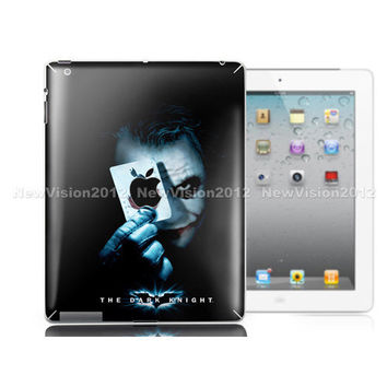 Wicked Joker iPad 2 Decal ipad 3 Decal / New by Newvision2012