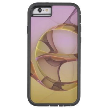 Abstract Motions Modern Fractal Art Tough Xtreme iPhone 6 Case