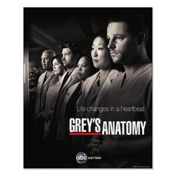 Best Greys Anatomy Poster Products On Wanelo