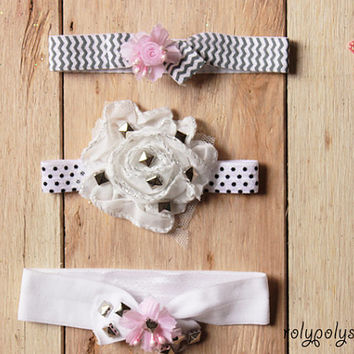 2 Baby Girl Headband, Crochet Baby Headband, Baby Girl Beanie, Infant Hats, Hats for Toddlers, Toddler Fashion Finds, Accessories