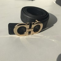 Salvatore  Ferragamo Adjustable Belt