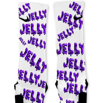 Jelly Custom Nike Elite Socks