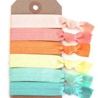 Sorbet Hair Tie Set