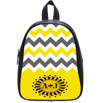 93f81efb11db Best Chevron Monogrammed Backpack Products on Wanelo
