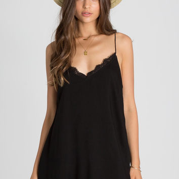 Billabong - Slip Away Dress | Black
