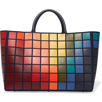 Anya Hindmarch - Ebury Maxi Pixels leather tote