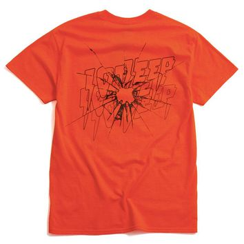 Ricochet T-Shirt Neon Orange