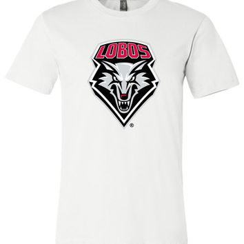 Official NCAA University of New Mexico Lobos Unisex T-Shirt - sc01nm