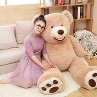 Large Bear Toy Cover (4.25 Feet Tall!)
