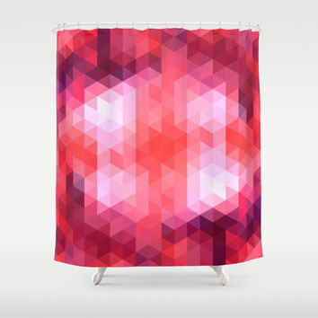 COLOR.FUL.LIFE Shower Curtain by Rui Faria