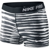 Nike Women's 3'' Tiger Compression Shorts | DICK'S Sporting Goods