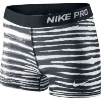 Nike Women's 3'' Tiger Compression Shorts - Dick's Sporting Goods