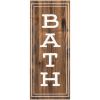 Bath Wood Wall Decor | Hobby Lobby | 1293943
