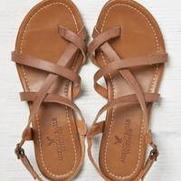 AEO STRAPPY CRISS CROSS SANDAL
