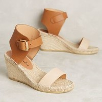 Bettye Muller Devon Wedges in Brown Size: