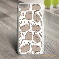 Pusheen The Cat 3 Custom case for iPhone, iPod and iPad