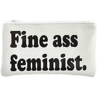 The Fine Ass Feminist Clutch